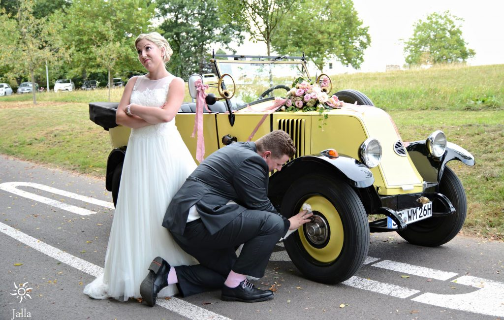 Wedding Day S&M